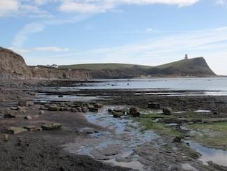dorset rocky shore