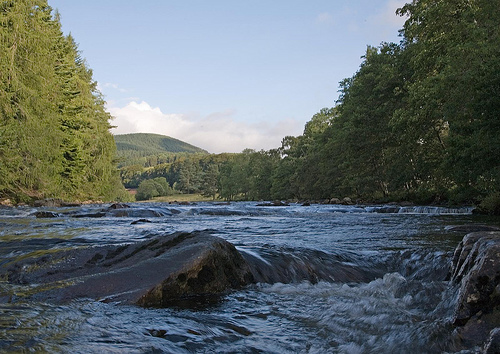 River Dee ©Alden Chadwick CC BY 2.0